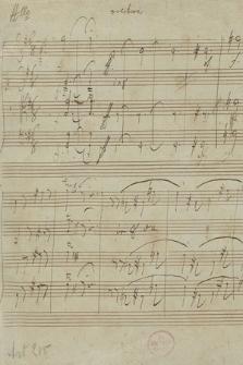 Quartett (Gr. Fuge) B dur op. 133