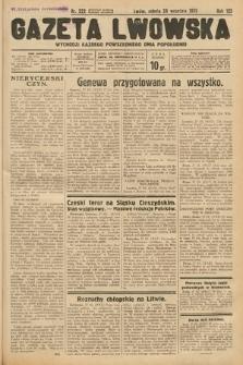 Gazeta Lwowska. 1935, nr222