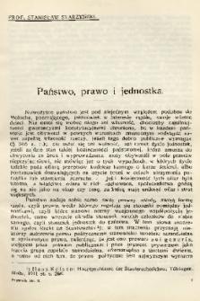 Prawnik : miesięcznik wydawany przez Bibliotekę Słuchaczów Prawa we Lwowie. 1912, nr 2
