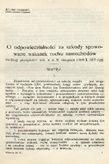 Prawnik : miesięcznik wydawany przez Bibliotekę Słuchaczów Prawa we Lwowie. 1912, nr 3