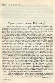 Prawnik : miesięcznik wydawany przez Bibliotekę Słuchaczów Prawa we Lwowie. 1912, nr 5