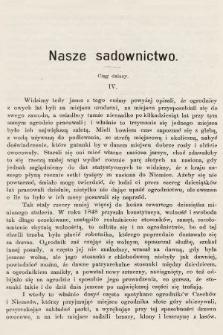 Ogrodnik Zawodowy : organ Towarzystwa Ogrodników Zawodowych we Lwowie. 1901, nr4