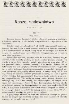 Ogrodnik Zawodowy : organ Towarzystwa Ogrodników Zawodowych we Lwowie. 1901, nr10