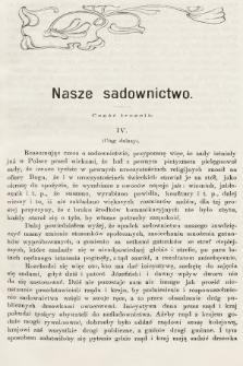 Ogrodnik Zawodowy : organ Towarzystwa Ogrodników Zawodowych we Lwowie. 1902, nr2