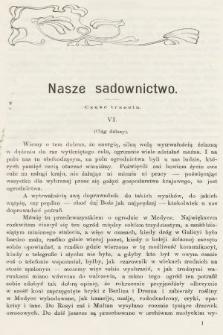 Ogrodnik Zawodowy : organ Towarzystwa Ogrodników Zawodowych we Lwowie. 1902, nr8/9