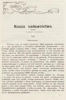 Ogrodnik Zawodowy : organ Towarzystwa Ogrodników Zawodowych we Lwowie. 1902, nr10/12