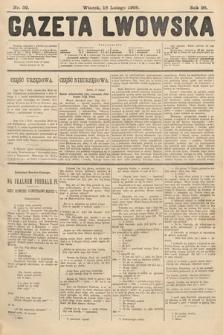 Gazeta Lwowska. 1908, nr 39