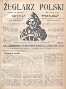 Żeglarz Polski : przegląd tygodniowy poświęcony sprawom żeglugi morskiej i rzecznej ze szczególnem uwzględnieniem potrzeb i zadań żeglugi polskiej. 1928, nr2