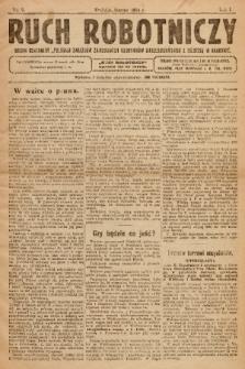 Ruch Robotniczy : organ centralny Polskich Związków Zawodowych Robotników Chrześcijańskich z siedzibą w Krakowie. 1920, nr 2