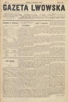 Gazeta Lwowska. 1912, nr3