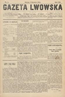 Gazeta Lwowska. 1912, nr4