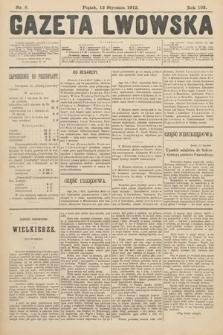 Gazeta Lwowska. 1912, nr8