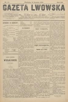 Gazeta Lwowska. 1912, nr10