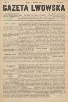 Gazeta Lwowska. 1912, nr12