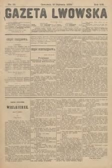 Gazeta Lwowska. 1912, nr19