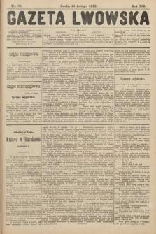 Gazeta Lwowska. 1912, nr35