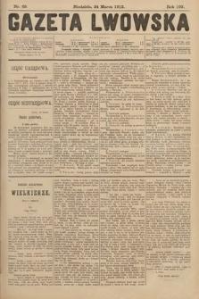 Gazeta Lwowska. 1912, nr69