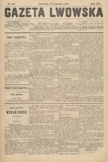 Gazeta Lwowska. 1912, nr94