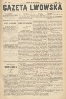 Gazeta Lwowska. 1912, nr102