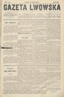 Gazeta Lwowska. 1912, nr119