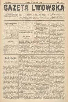 Gazeta Lwowska. 1912, nr134