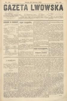 Gazeta Lwowska. 1912, nr141