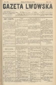 Gazeta Lwowska. 1912, nr193