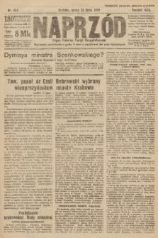 Naprzód : organ Polskiej Partyi Socyalistycznej. 1921, nr154