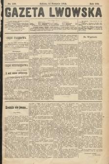 Gazeta Lwowska. 1912, nr199
