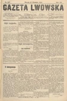 Gazeta Lwowska. 1912, nr207