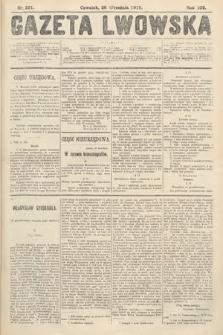 Gazeta Lwowska. 1912, nr221
