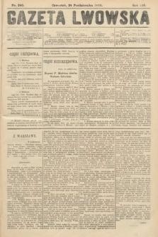 Gazeta Lwowska. 1912, nr245