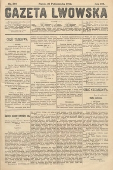 Gazeta Lwowska. 1912, nr246