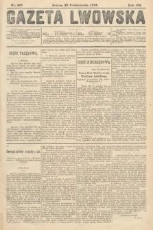 Gazeta Lwowska. 1912, nr247