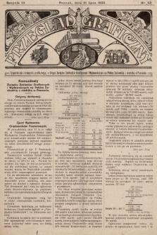 Przegląd Graficzny : tygodnik dla przemysłu graficznego : Organ Związku Zakładów Graficznych i Wydawniczych na Polskę Zachodnią z siedzibą w Poznaniu. R. 3, 1922, nr42