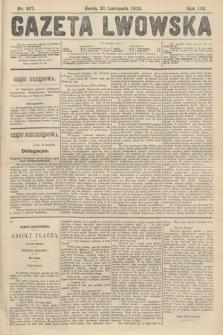 Gazeta Lwowska. 1912, nr267