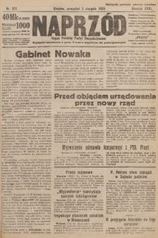 Naprzód : organ Polskiej Partyi Socyalistycznej. 1922, nr172
