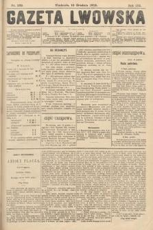 Gazeta Lwowska. 1912, nr289