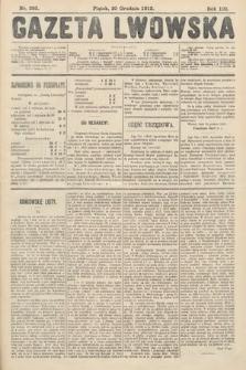 Gazeta Lwowska. 1912, nr293