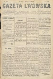 Gazeta Lwowska. 1912, nr299