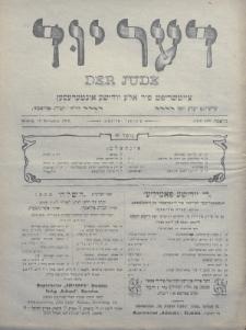 Der Jude. 1902, nr46