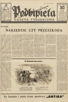 Podbipięta : gazeta tygodniowa. 1937, nr25