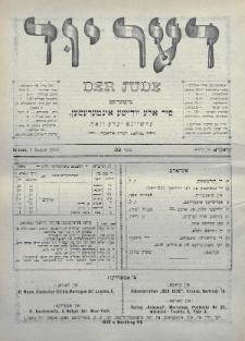 Der Jude. 1901, nr32