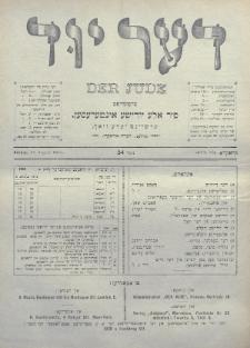 Der Jude. 1901, nr34