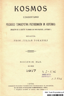 O działalności naukowej ś. p. Maryana Smoluchowskiego
