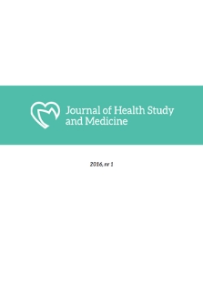 Journal of Health Study and Medicine. 2016, nr 1