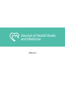 Journal of Health Study and Medicine. 2016, nr 3
