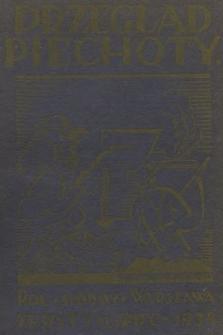 Przegląd Piechoty : miesięcznik wydawany przez Departament Piechoty. 1934, nr7