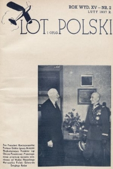 Lot i OPLG Polski. 1937, nr2