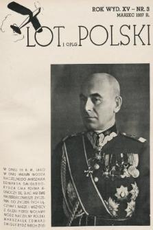 Lot i OPLG Polski. 1937, nr3